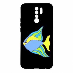 Xiaomi Redmi 9 Case Colorful fish