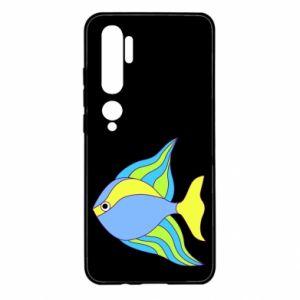 Xiaomi Mi Note 10 Case Colorful fish