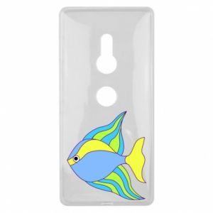 Sony Xperia XZ2 Case Colorful fish
