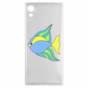 Sony Xperia XA1 Case Colorful fish