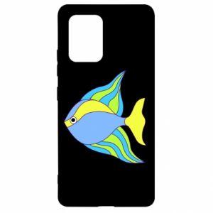 Samsung S10 Lite Case Colorful fish