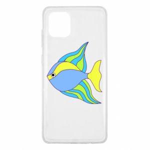 Samsung Note 10 Lite Case Colorful fish