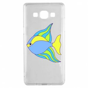 Samsung A5 2015 Case Colorful fish
