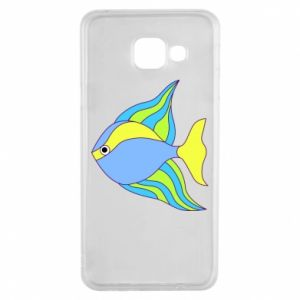 Samsung A3 2016 Case Colorful fish