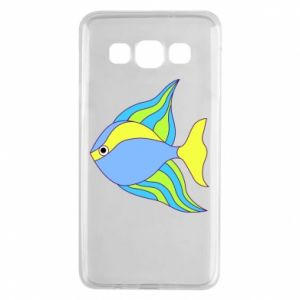 Samsung A3 2015 Case Colorful fish