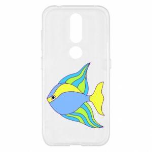 Nokia 4.2 Case Colorful fish