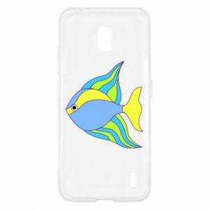 Nokia 2.2 Case Colorful fish