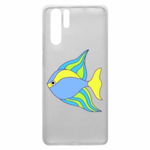 Huawei P30 Pro Case Colorful fish