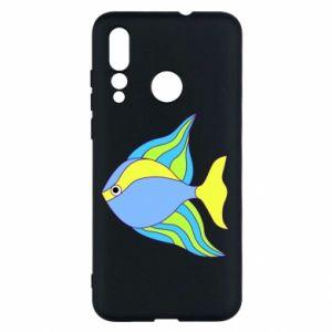 Huawei Nova 4 Case Colorful fish