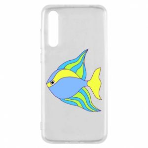 Huawei P20 Pro Case Colorful fish