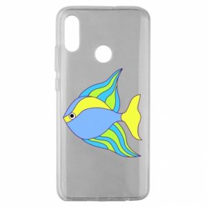 Huawei Honor 10 Lite Case Colorful fish