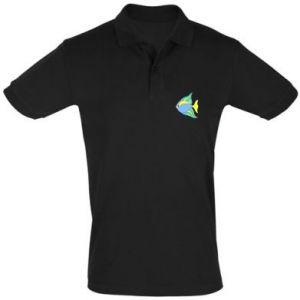 Men's Polo shirt Colorful fish