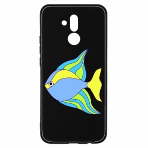 Huawei Mate 20Lite Case Colorful fish