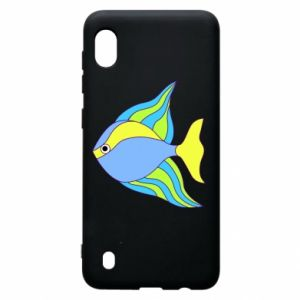 Samsung A10 Case Colorful fish
