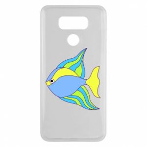 LG G6 Case Colorful fish