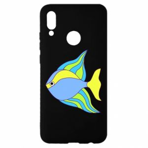 Huawei P Smart 2019 Case Colorful fish