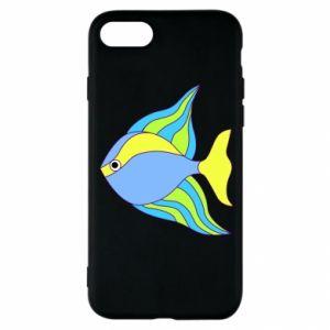 iPhone SE 2020 Case Colorful fish