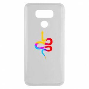 Etui na LG G6 Kolorowy wąż
