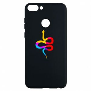 Huawei P Smart Case Colored snake