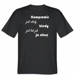 Koszulka Kompromis