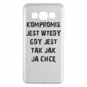 Etui na Samsung A3 2015 Kompromis...