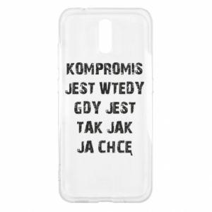 Etui na Nokia 2.3 Kompromis...