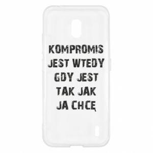 Etui na Nokia 2.2 Kompromis...