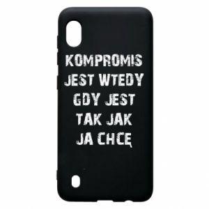Etui na Samsung A10 Kompromis...