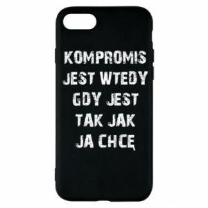 Etui na iPhone SE 2020 Kompromis...