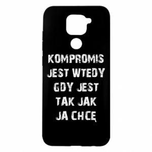 Etui na Xiaomi Redmi Note 9/Redmi 10X Kompromis...
