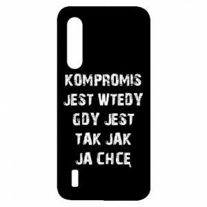 Etui na Xiaomi Mi9 Lite Kompromis...