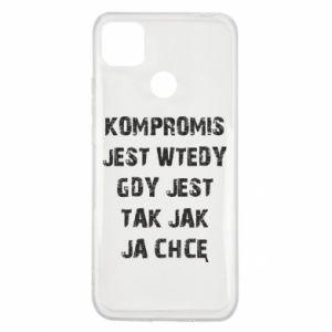 Etui na Xiaomi Redmi 9c Kompromis...