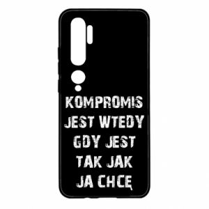 Etui na Xiaomi Mi Note 10 Kompromis...