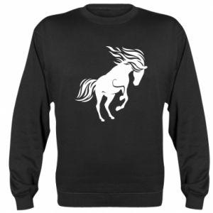 Raglan (свитшот) Koń - Printsalon