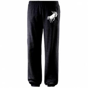 Spodnie Koń - Printsalon