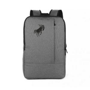 Plecak na laptopa Koń - Printsalon
