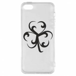 Phone case for iPhone 5/5S/SE Clover