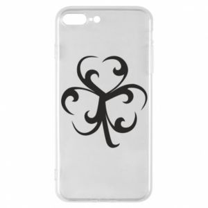 Phone case for iPhone 7 Plus Clover