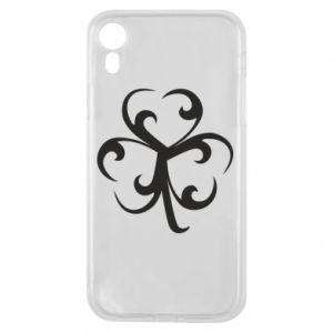 Phone case for iPhone XR Clover