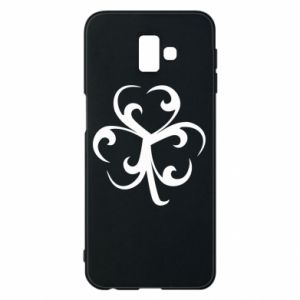 Phone case for Samsung J6 Plus 2018 Clover