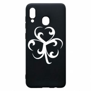Phone case for Samsung A30 Clover