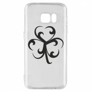 Phone case for Samsung S7 Clover