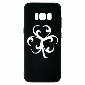 Phone case for Samsung S8 Clover