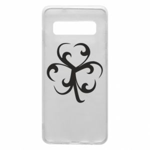 Phone case for Samsung S10 Clover