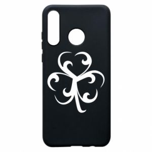 Phone case for Huawei P30 Lite Clover