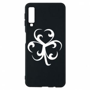 Phone case for Samsung A7 2018 Clover