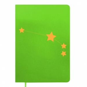 Notepad Aries Сonstellation