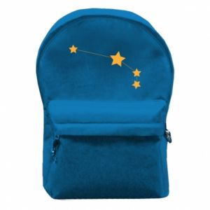 Backpack with front pocket Aries Сonstellation