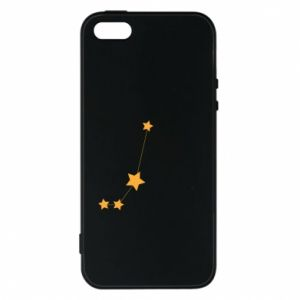 Phone case for iPhone 5/5S/SE Aries Сonstellation