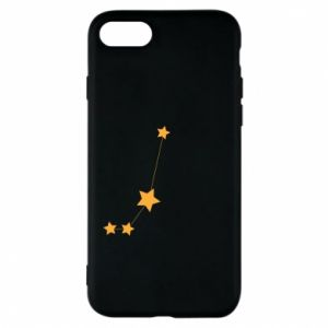 Phone case for iPhone 7 Aries Сonstellation